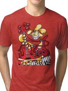 MISTER BASSMAN Tri-blend T-Shirt