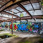Abandoned Brewery by sharon2121
