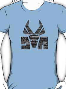 Die Antwoord booklet design T-Shirt