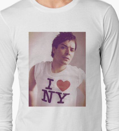Jimmy Fallon Long Sleeve T-Shirt