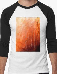 Through the Fire Men's Baseball ¾ T-Shirt