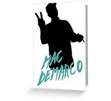 Mac Demarco - Ya' Gotta Love It! Greeting Card