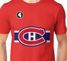 Montreal Canadiens - 2014-15 Jersey - red Unisex T-Shirt