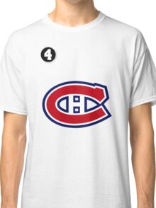 Montreal Canadiens - 2014-15 Jersey - white Classic T-Shirt