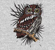 Screech Owl by SigneNordin