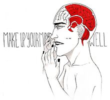 Make Up Your Mind to be Well by Danielle Waldman