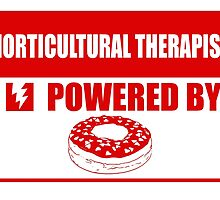 horticulture therapist powered by by teeshoppy