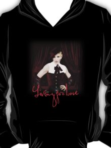 Madonna - Living for Love T-Shirt