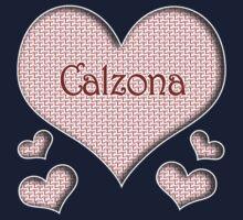 Calzona Happy Valentines Day by namastedesign