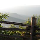 Smokey Mountain Morning by NatureGreeting Cards ©ccwri