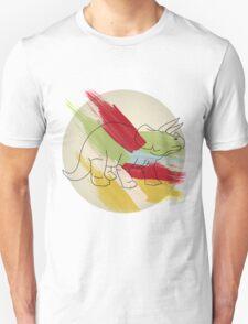 Jurassic Color T-Shirt