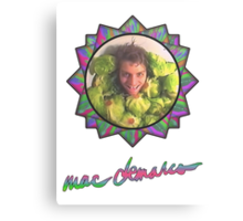 Mac Demarco - Lettuce Bath [Text] Canvas Print