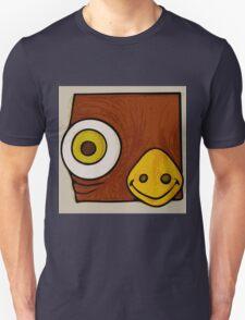 Brown bird Unisex T-Shirt