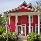 The Red House by lorilee