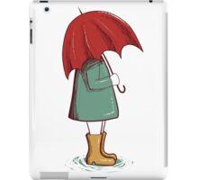 Umbrella iPad Case/Skin
