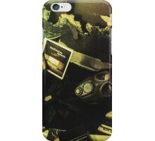Mediative Spaces iPhone Case/Skin