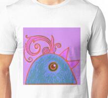 Blue cock Unisex T-Shirt