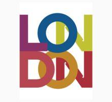 London 5 Kids Tee