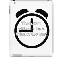 Thing Of The Past iPad Case/Skin