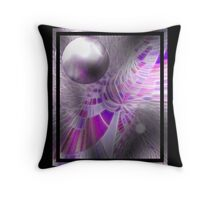 Tales from Another World Throw Pillow