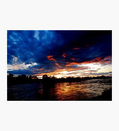 Light Flow Photographic Print