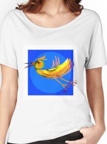 Rainbow bird Women's Relaxed Fit T-Shirt