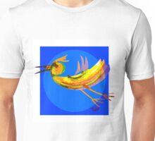 Rainbow bird Unisex T-Shirt