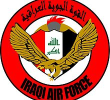 Emblem of the Iraqi Air Force  by abbeyz71