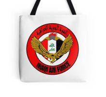 Emblem of the Iraqi Air Force  Tote Bag
