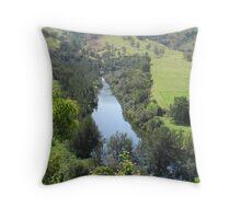 Bundook at its' Best Throw Pillow