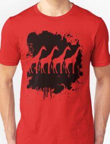 giraffe tee Unisex T-Shirt
