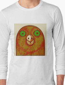 Pigeon Long Sleeve T-Shirt