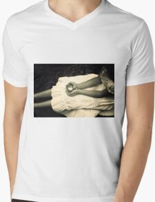 shells Mens V-Neck T-Shirt