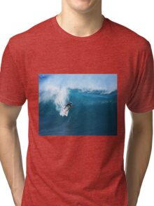 Kelly Slater  Banzai Pipeline Tri-blend T-Shirt