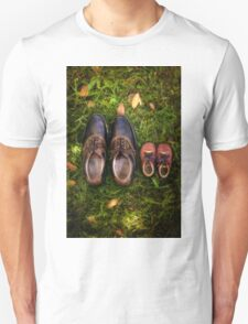 father and child T-Shirt