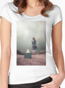 farewell Women's Fitted Scoop T-Shirt