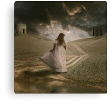 dancing in Tuscany Canvas Print