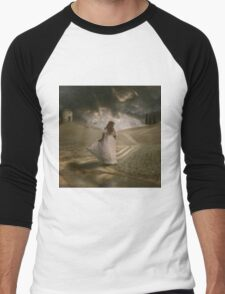 dancing in Tuscany Men's Baseball ¾ T-Shirt