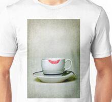 lip marks Unisex T-Shirt