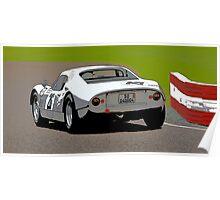 1964 Porsche Carrera 904 GTS Poster