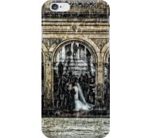 Wedding in Central Park iPhone Case/Skin