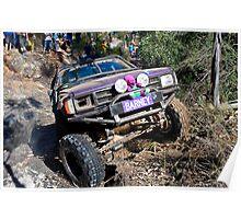 Tough Tracks Round 3 2008 Poster