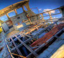 Ship Wreck by Steven Maynard
