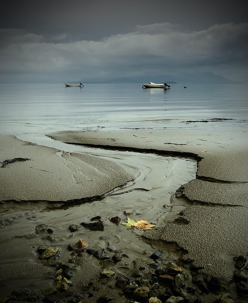 Summer Goodbye by Kostas Petrakis