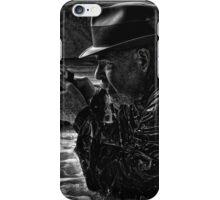 Say Good Bye iPhone Case/Skin