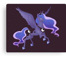 Princess of the Night Canvas Print