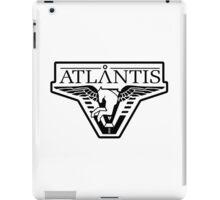 Atlantis Logo  iPad Case/Skin