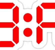 H8:AM Sticker