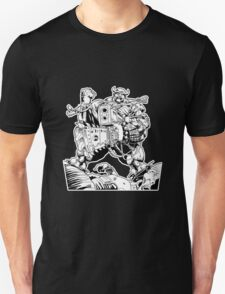 Unhappy Shopper T-Shirt