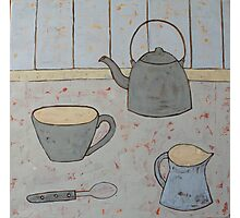 A cup of strong tea  Photographic Print